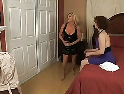 lesbian double penetration - lesbian porn video